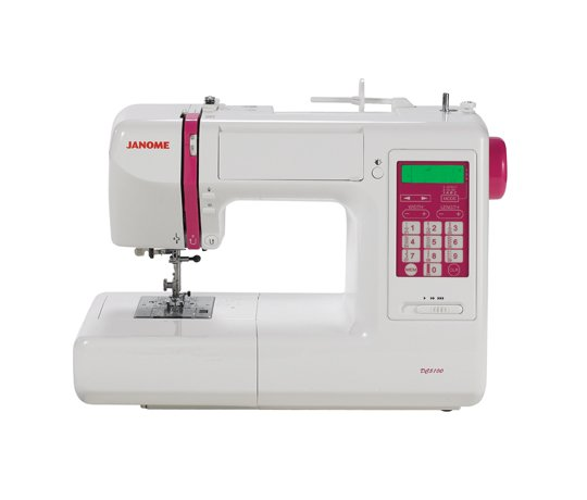 PRE-OWNED Janome DC5100 Computerized Sewing Machine