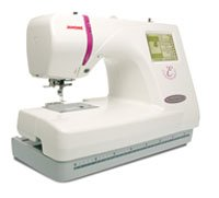 PRE-OWNED Janome Memory Craft 350E Embroidery Machine