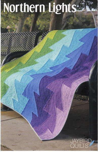 JayBird Quilts - Northern Lights