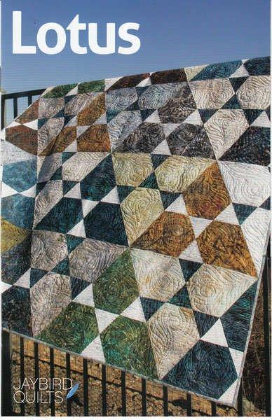 JayBird Quilts - Lotus