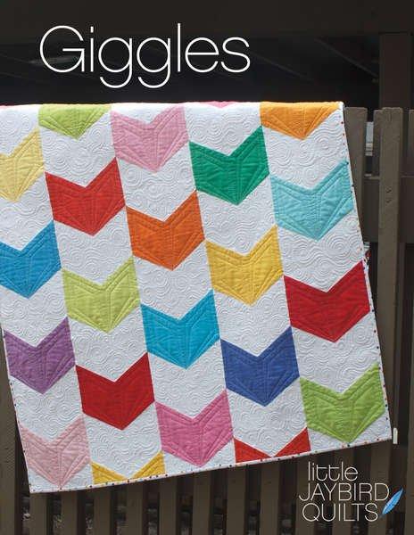 JayBird Quilts - Giggles