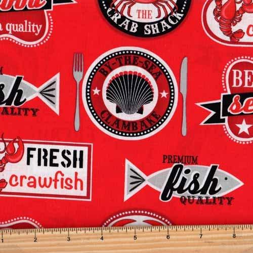 Kanvas Craw Dadddy 04923-10 Seafood Crawfish Signs