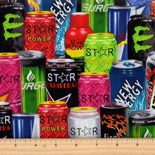 Kansas 05631 99 Fizz Energy Drinks