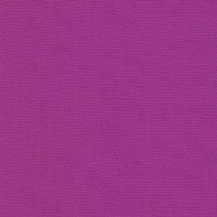Robert Kaufman GERANIUM K001-473 Kona Cotton