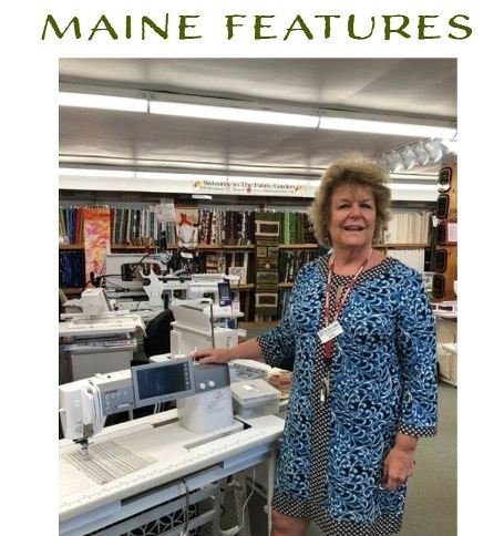 Maine Features article August 2020