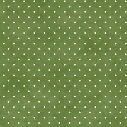 Maywood Studios | Beautiful Basics - Classic Dot in Kiwi 609-GG4