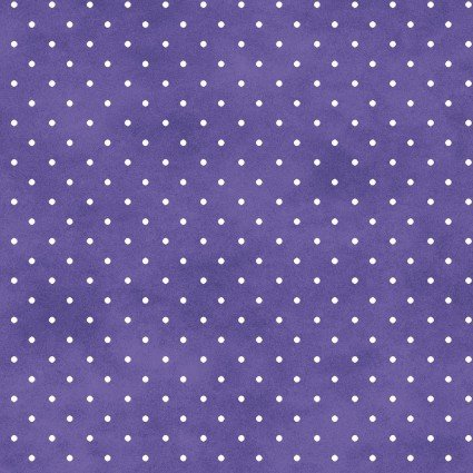 Maywood Studios | Beautiful Basics - Classic Dot in Paisley Purple 609-VB