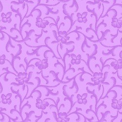 Maywood Studios | Emma's Garden Tonal Scroll Purple 9177-P