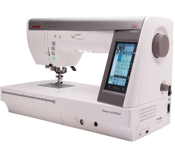 Janome Horizon Memory Craft 9450 - Sewing Quilting Machine