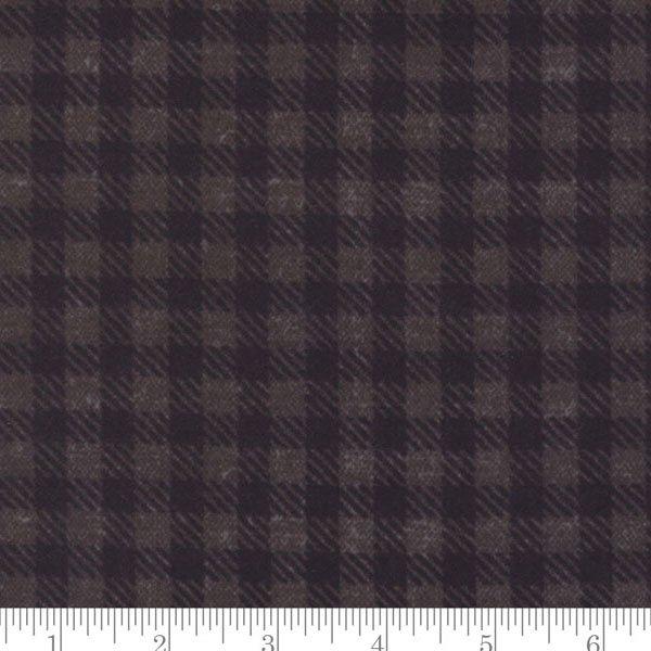 Moda Wool & Needle IV Flannels/ The Farmer's Son -Tractor Oil Grey 1191 13F