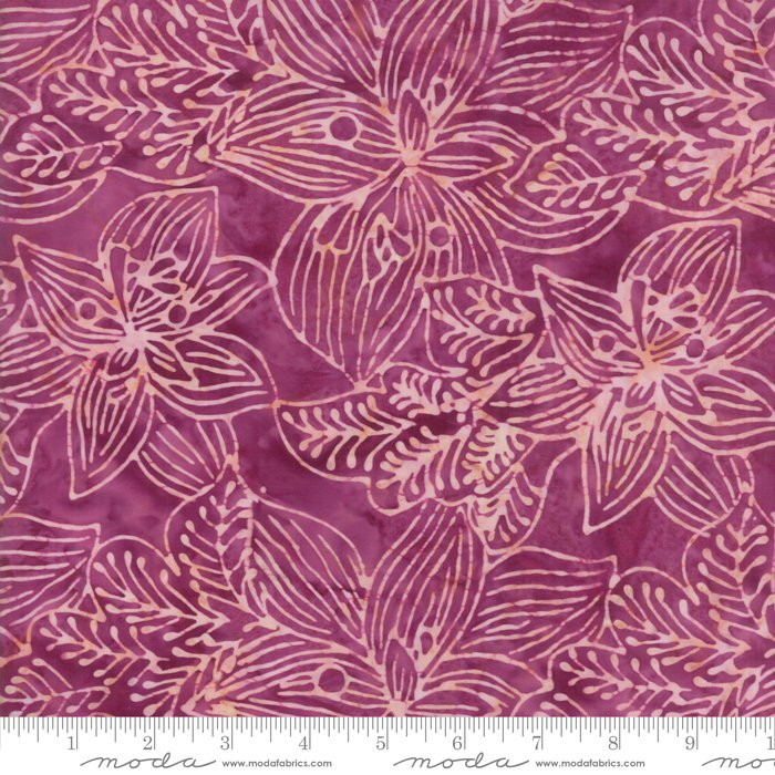 Moda Calypso Batiks by Kate Spain RAYON 54 wide 27258 120R