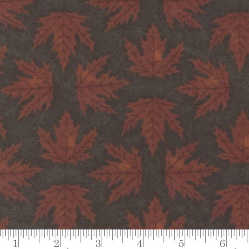 Moda Endangered Sanctuary Flannels by Holly Taylor: Forest 6651 14F
