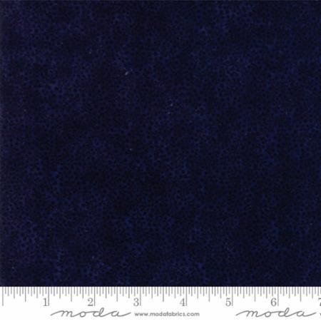 Moda Kansas Troubles 108 Wideback Country Road Flannels - Dark Blue 11147-24F