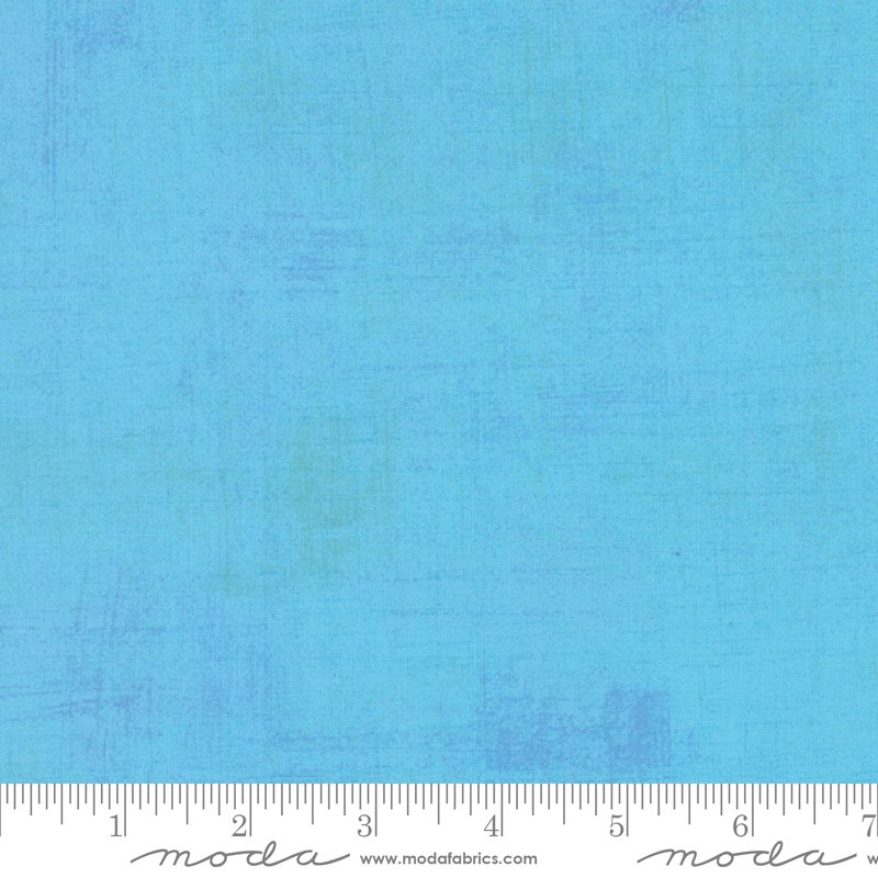 Moda Grunge 108 11108 218 Sky - Wide Backing Fabric