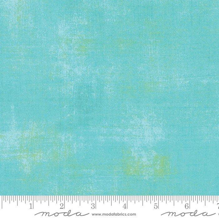 Moda Grunge 108 11108 226 Pool - Wide Backing Fabric