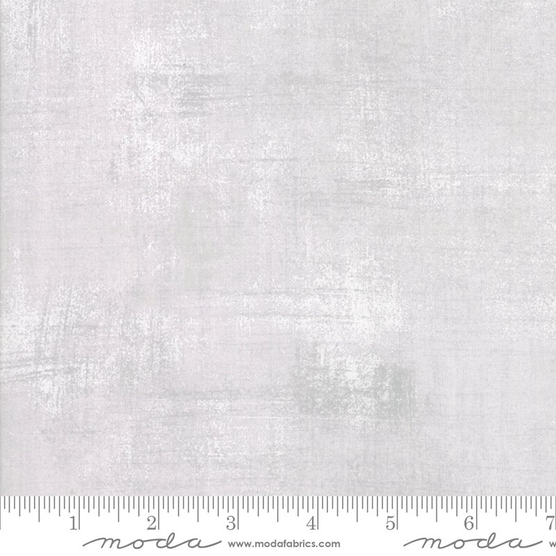 Moda Grunge 108 11108 360 Grey Paper - Wide Backing Fabric