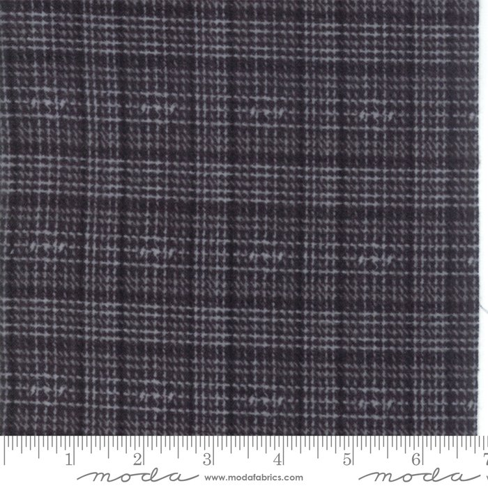 Moda Farmhouse Flannels 1274 11F Rod Iron Plaid