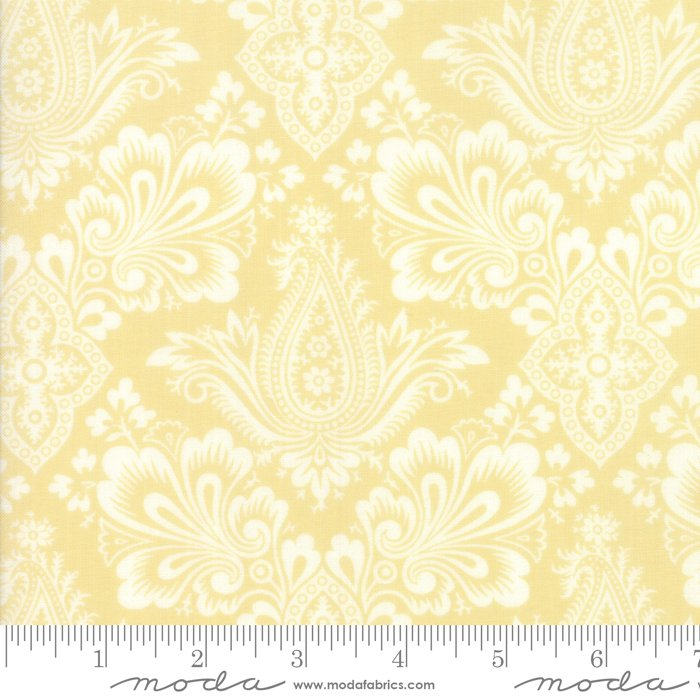Moda- Regency Ballymore Chintz - Sudbury Yellow 42321-11