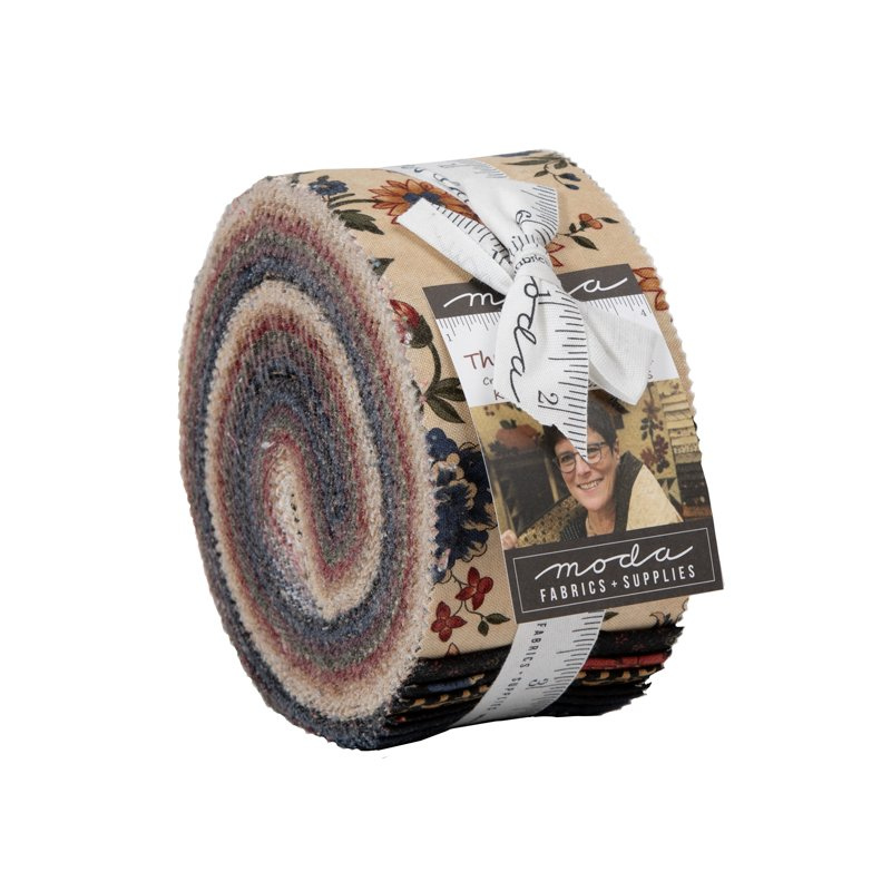Moda - Through The Years 9620 JR Jelly Roll 2 1/2 strips by Kansas Troubles Quilters