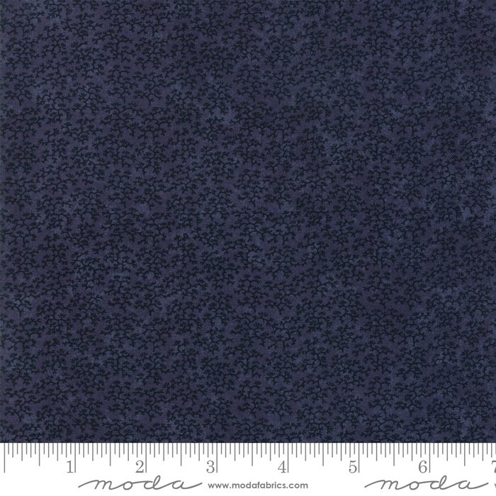 Moda - Through The Years 9627 14 Navy Shades by Kansas Troubles Quilters