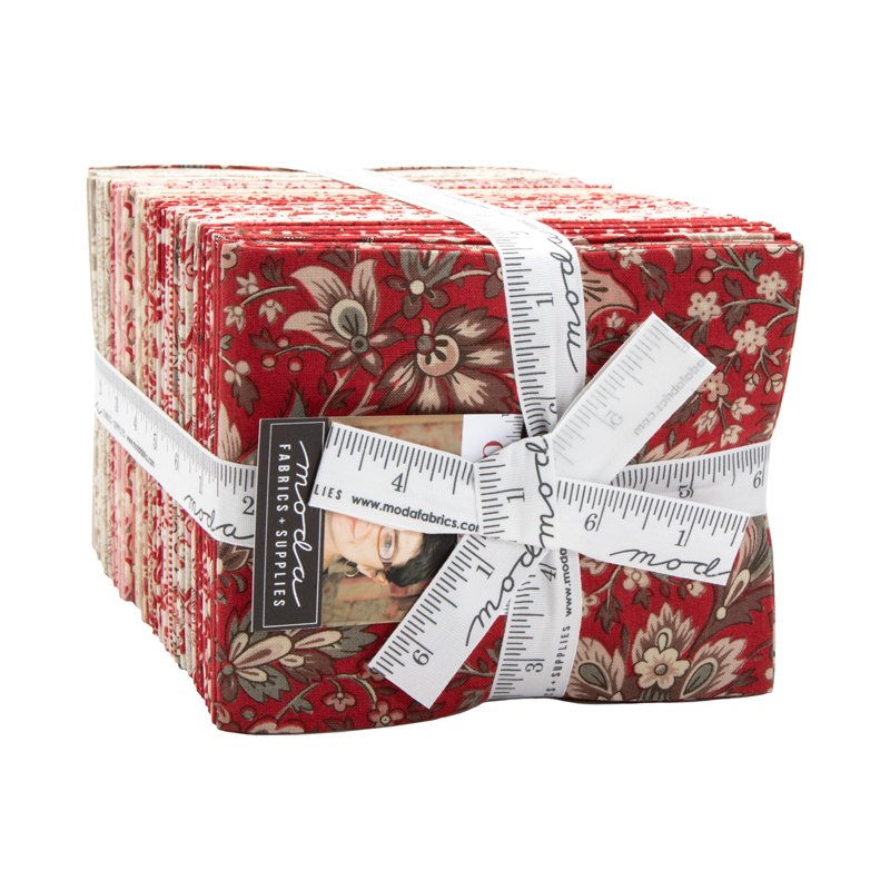Moda | French General | Chafarcani Fat Quarter Bundle 13850AB