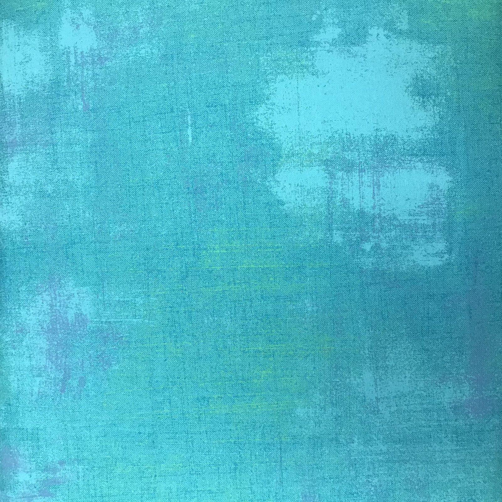 Moda Grunge Basics 30150 298 Turquoise