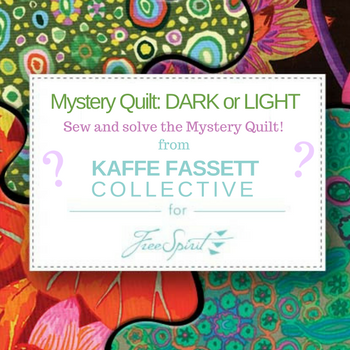 Kaffe Fassett Collective Mystery Quilt