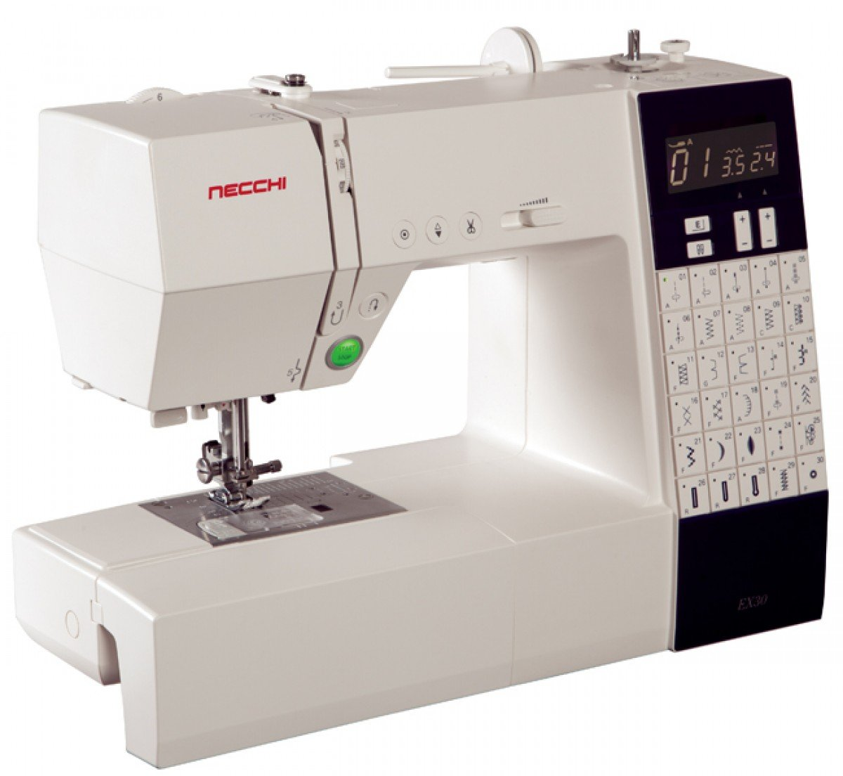 Necchi EX30 Quilting and Sewing Machine