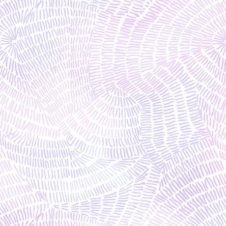 QT Fabrics - Ombre Stitches - Soft Lilac 25974 L