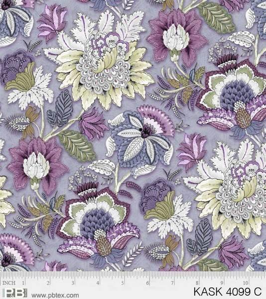 PB Kashmir Kaleidoscope 4099 C Floral