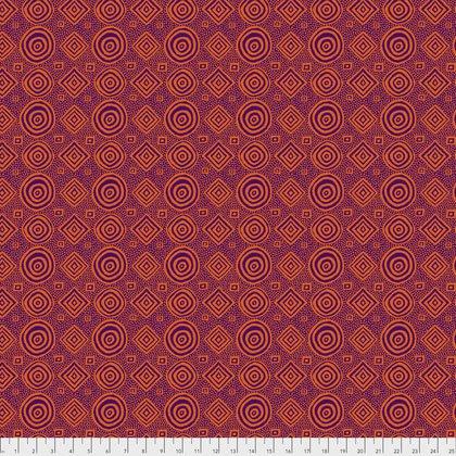 Kaffe Fassett - PWBM065 ORANGE - Vibratns - Orange