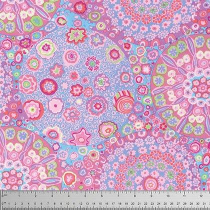 Kaffe Fassett - PWGP092 PINKX - Millefiore - Pink