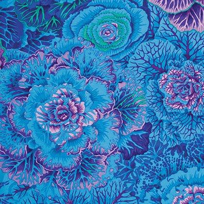 Kaffe Fassett - PWPJ051 BLUEX - Brassica - Blue
