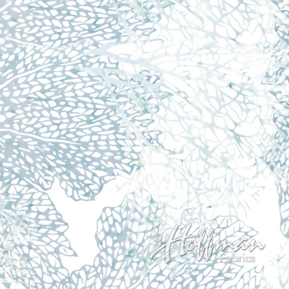Hoffman Batik Q2101-176-Coral Ice
