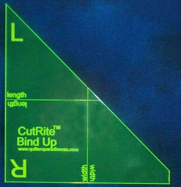 Cut Rite Bind-Up by Quilter's Paradise