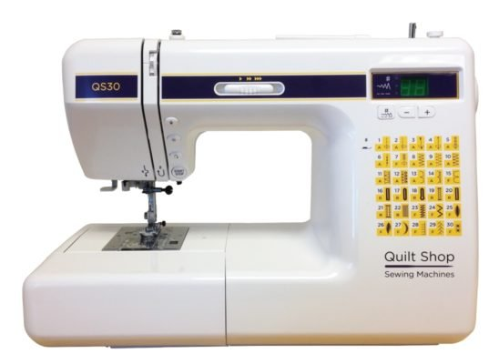 Janome Quilt Shop 30 / QS30 Quilting and Sewing Machine