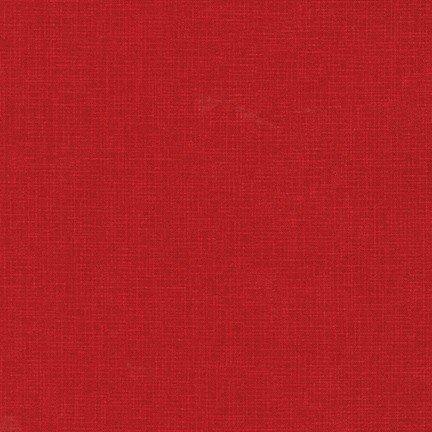 Robert Kaufman CRIMSON ETJ-9864-91 from Quilters Linen Collection