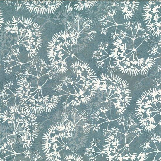 Hoffman Bali Batik: R2252 48 Dandelion Gray