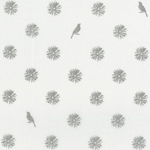 RJR Shiny Objects 3024-3  When Flautie Met Finch - Magnolia