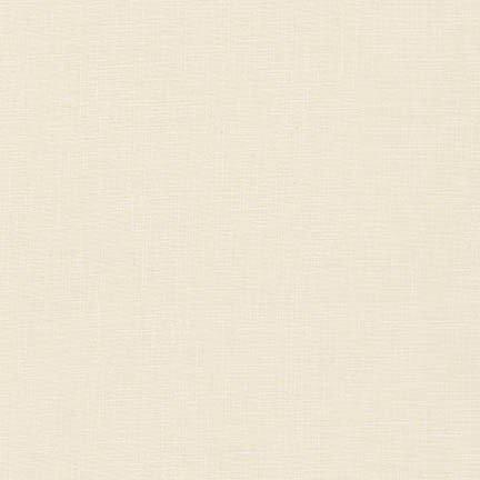 SHOP HOP 2019:  Robert Kaufman Quilters Linen ETJ-9864-156 Ivory