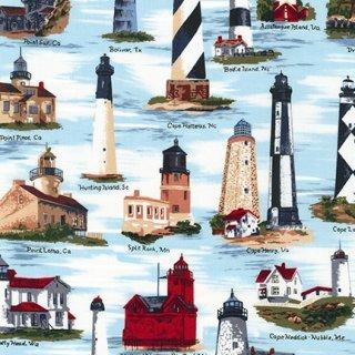 Robert Kaufman BAYSHORE EWC 11291 60 Lighthouses
