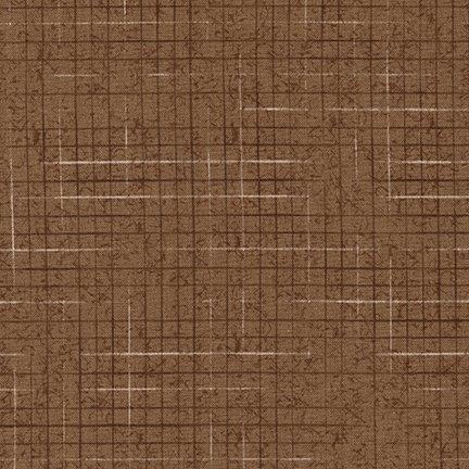 SHOP HOP: Robert Kaufman Maze 16910-265 Parchment Check