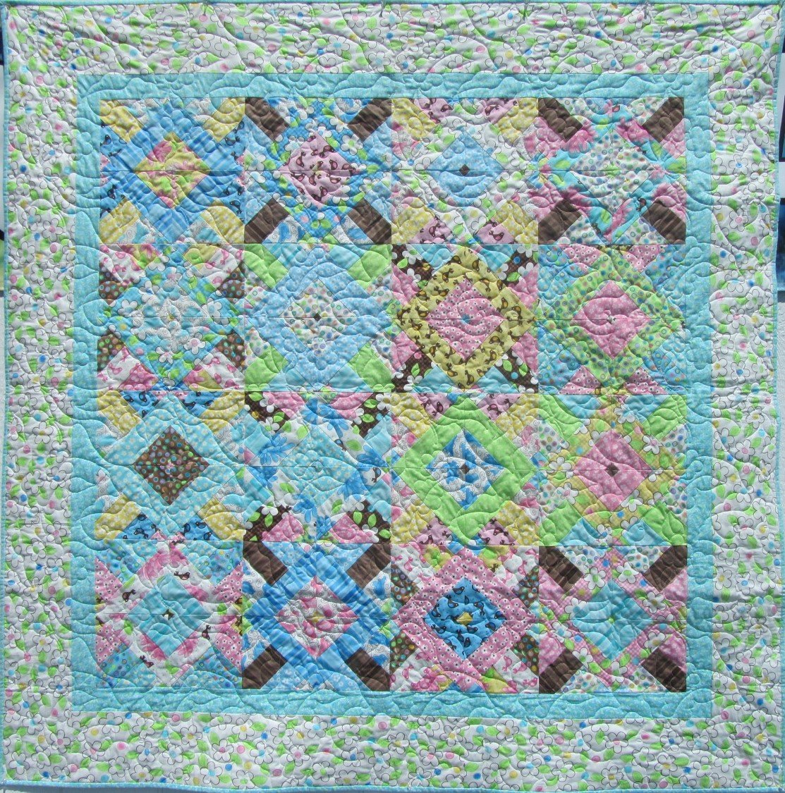 Quilt for Sale: Right Sides Together