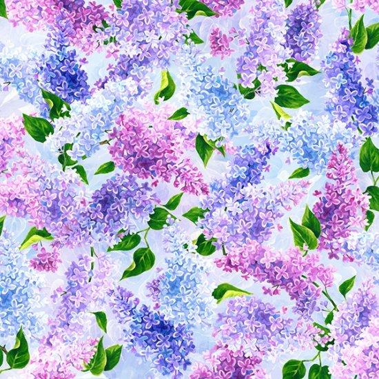 Hoffman | Spring Song S4768 30 Lilac - Digital Print