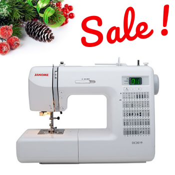 SALE! Janome DC 2019 Sewing Quilting Machine