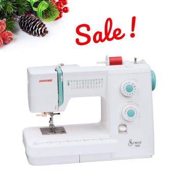 Sale! Janome Sewist 500 Sewing Machine