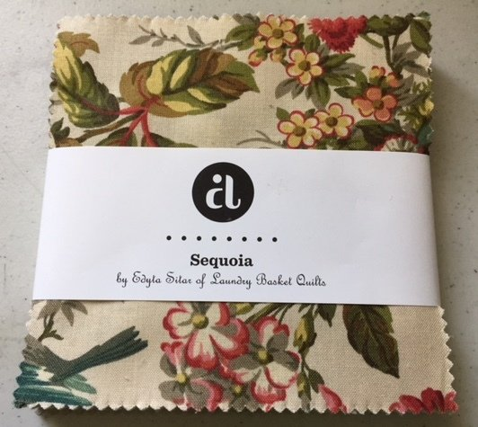 Sequoia 5 Squares by Edyta Sitar of Laundry Basket Quilts