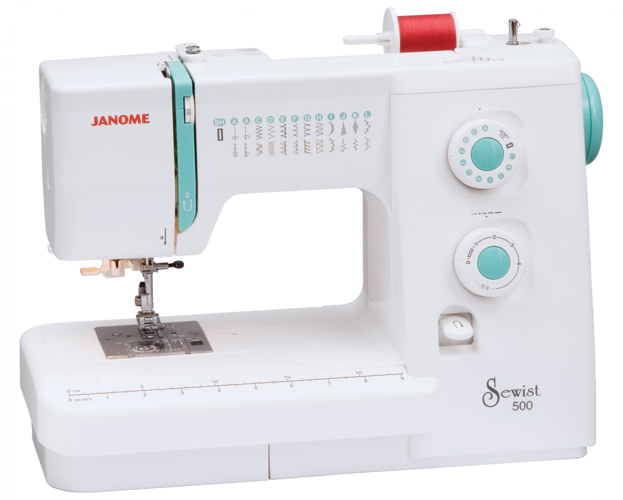 Sale! Janome Sewist 500 Sewing Machine