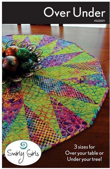 Over Under Pattern by Swirly Girl Designs