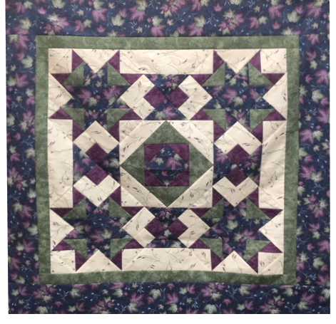 Skipped Stones 40x40 Quilt Kit by Doug Leko for Moda Summer On The Pond